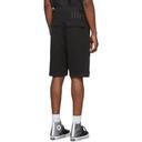Ksubi Black Cargo Shorts