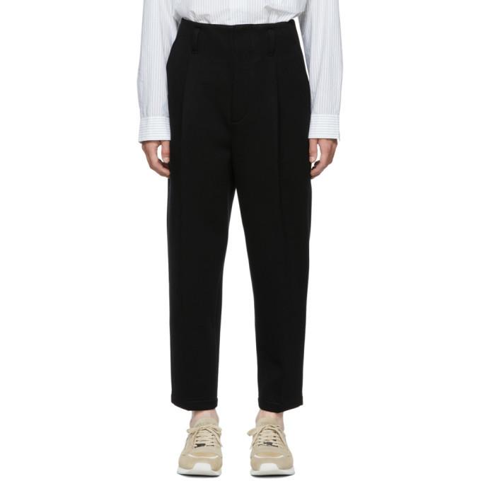 Photo: 3.1 Phillip Lim Black Bonded Trousers
