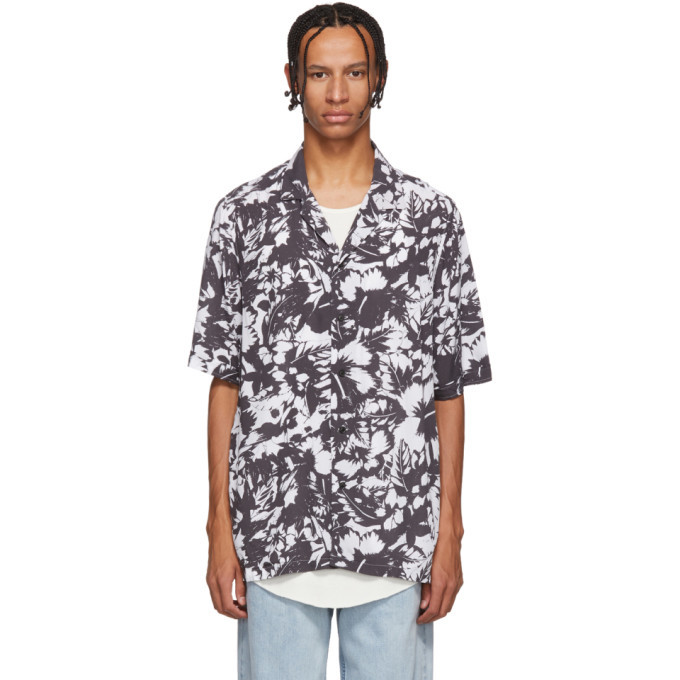 Ksubi Black and White Anti Kawaii Shirt