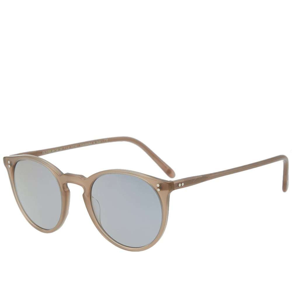 Oliver Peoples O'Malley NYC Brown
