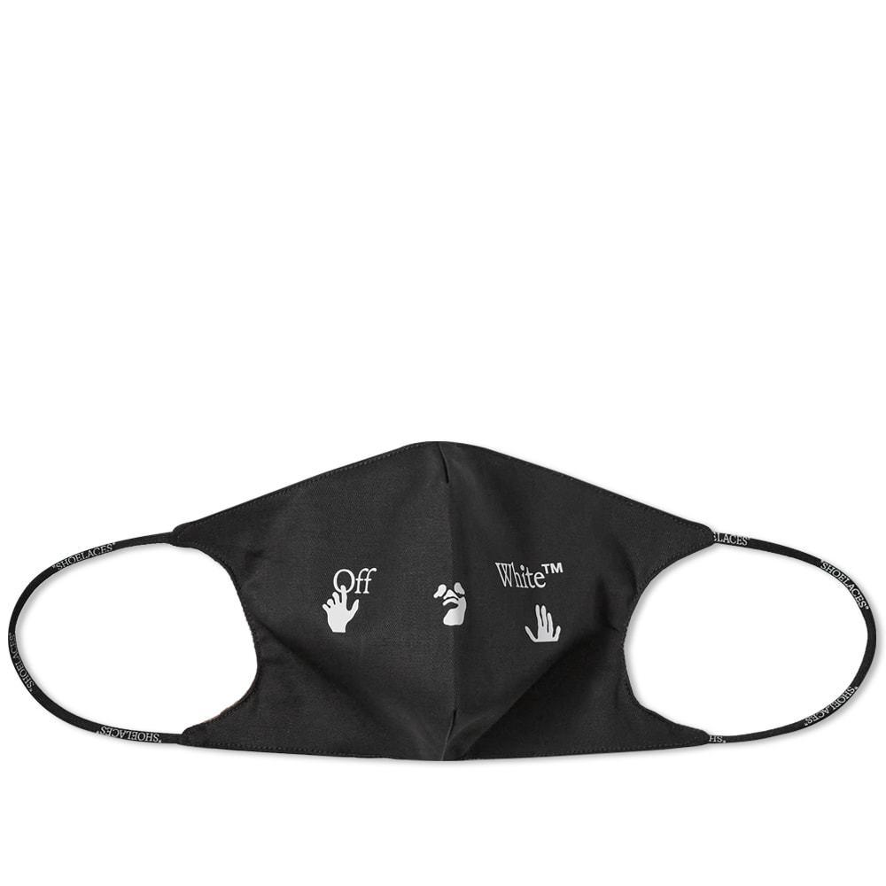 Photo: Off-White Man Swimm Simple Mask