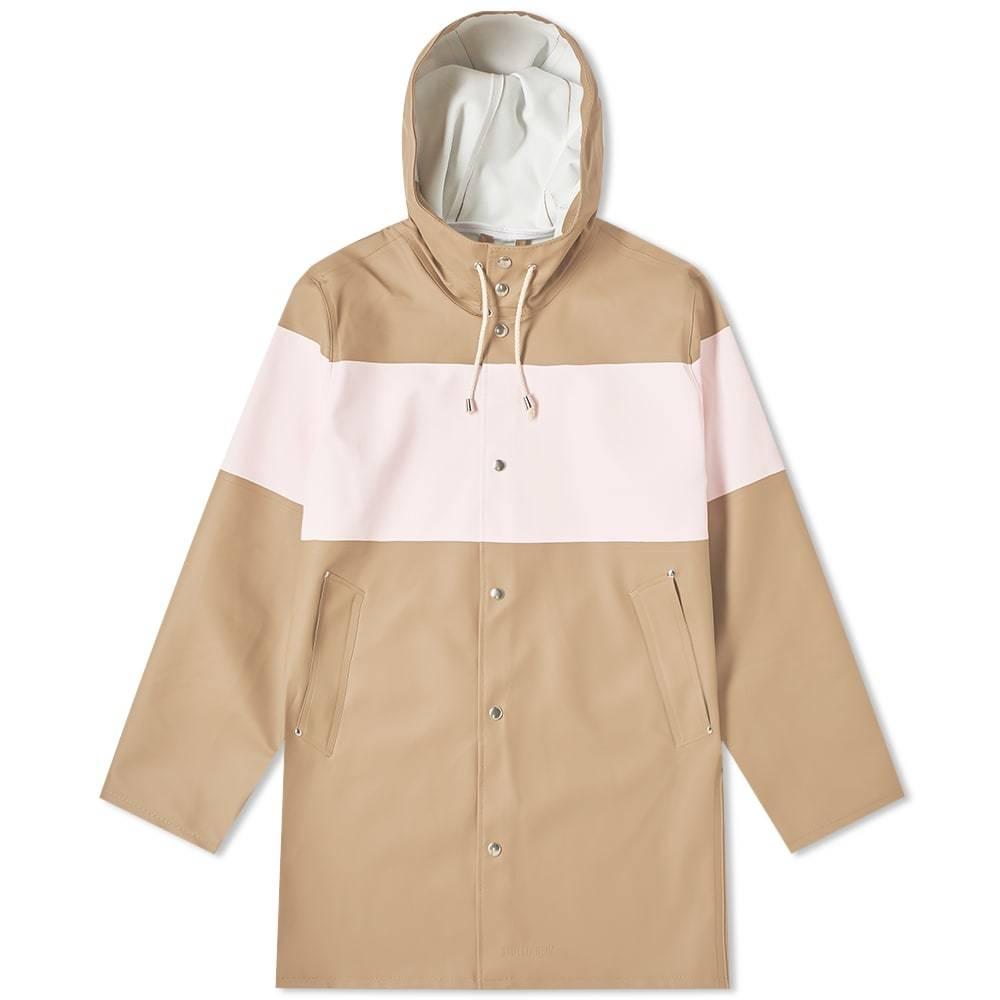 Photo: Stutterheim Stockholm Striped Raincoat