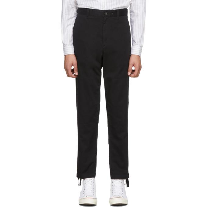 Photo: rag and bone Black Corbin Trousers