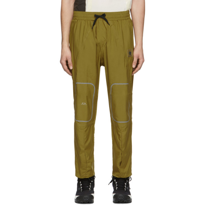 Photo: Oakley by Samuel Ross Yellow Tech Track Pants