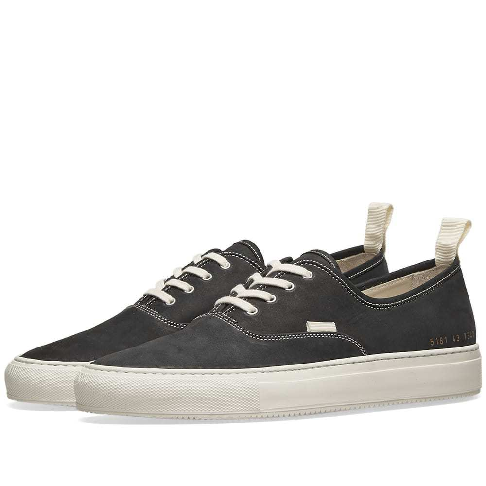 Common Projects Four Hole Nubuck