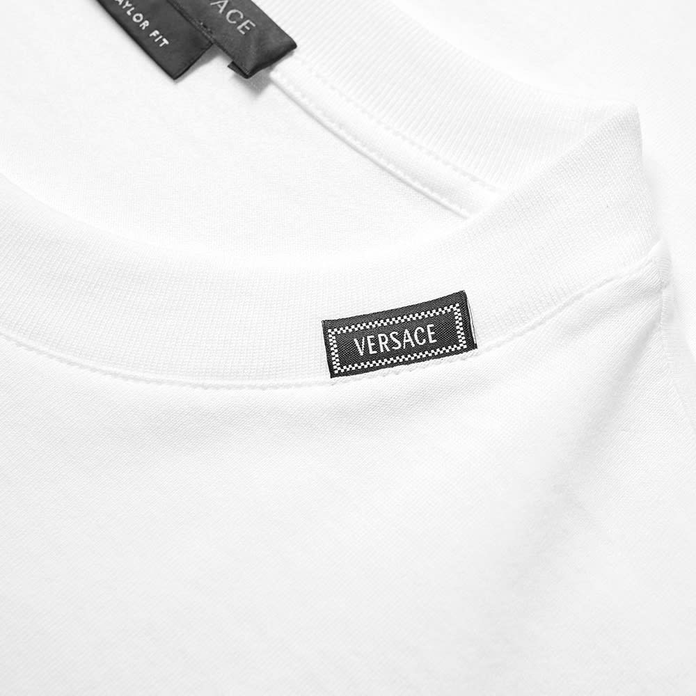 Versace Tab Logo Tee
