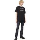 Raf Simons Black Tour T-Shirt