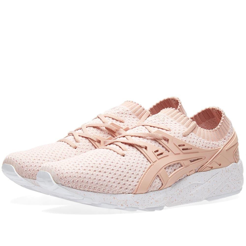 Asics Gel-Kayano Trainer Knit Lo Pink