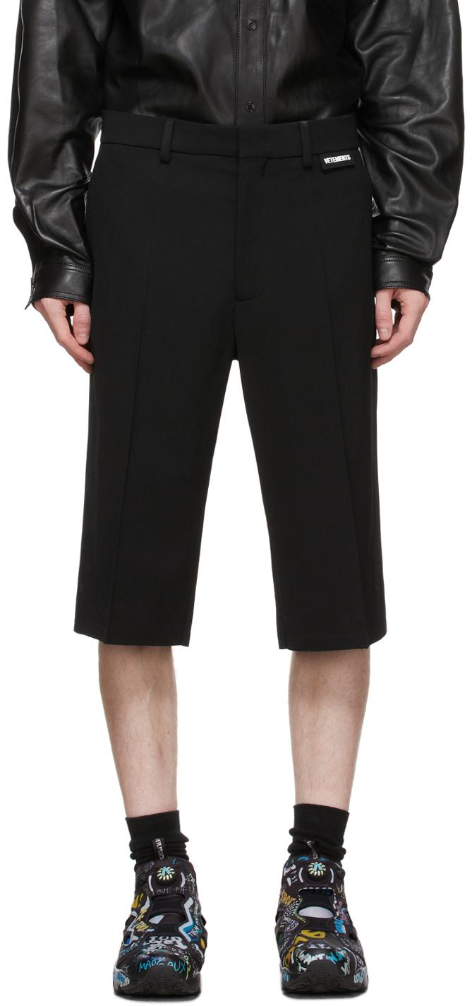 Photo: VETEMENTS 2.0 Tailored Shorts