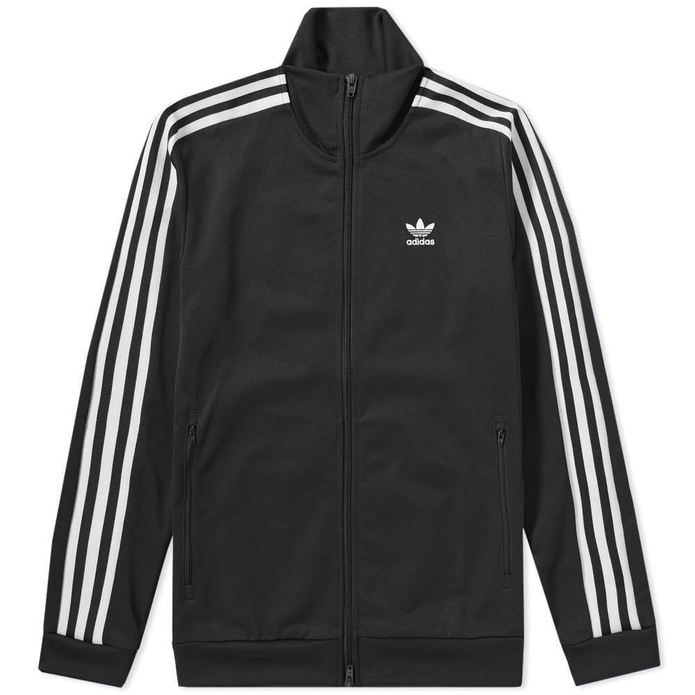 Adidas Beckenbauer Track Top Black