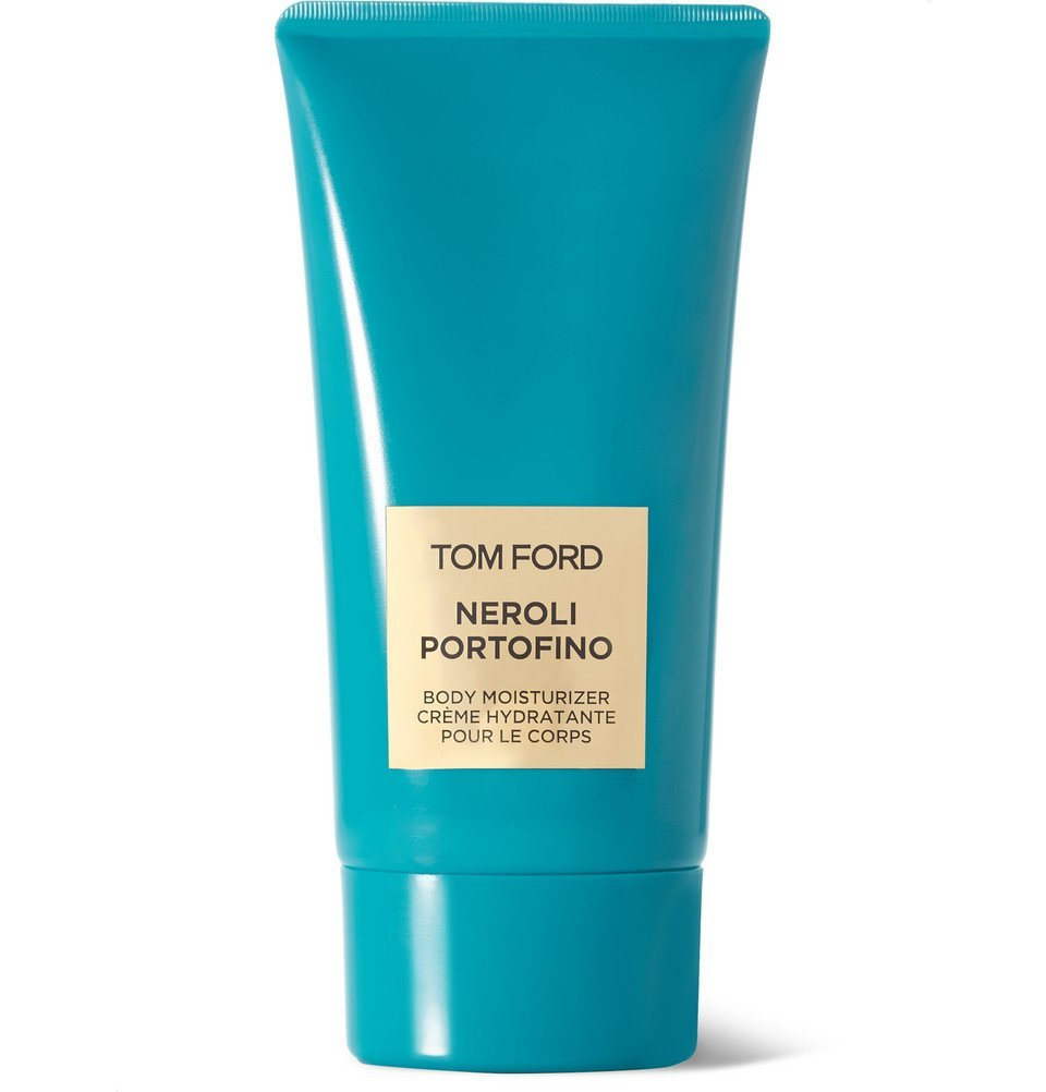 Photo: TOM FORD BEAUTY - Neroli Portofino Body Moisturiser, 150ml - Blue