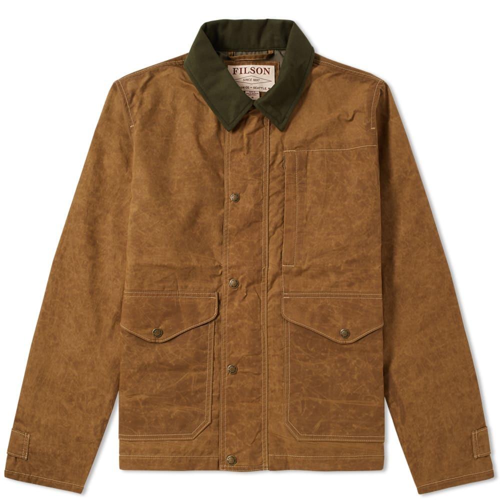 Filson Short Mile Marker Jacket Neutrals
