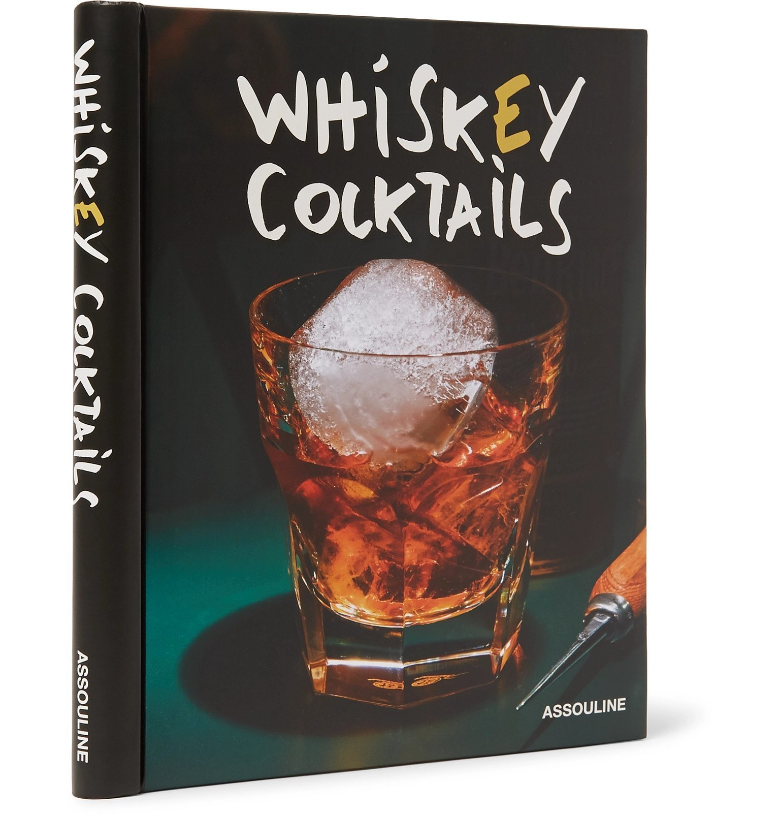 Photo: Assouline - Whiskey Cocktails Hardcover Book - Multi