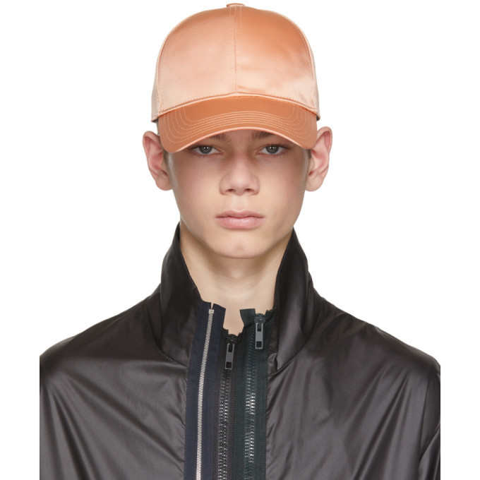 Photo: Acne Studios Pink Camp Bomber Cap