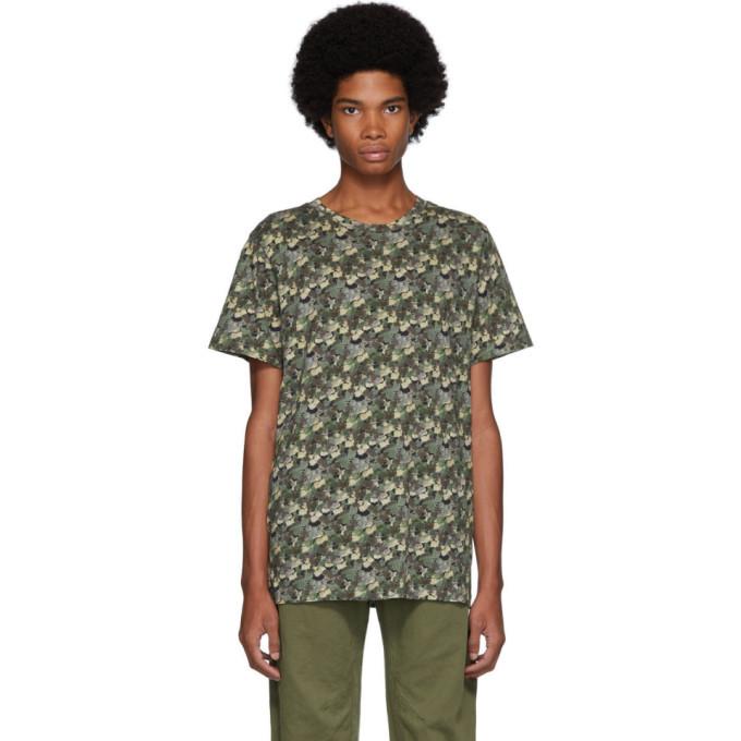 Photo: Isabel Marant Green Payton T-Shirt