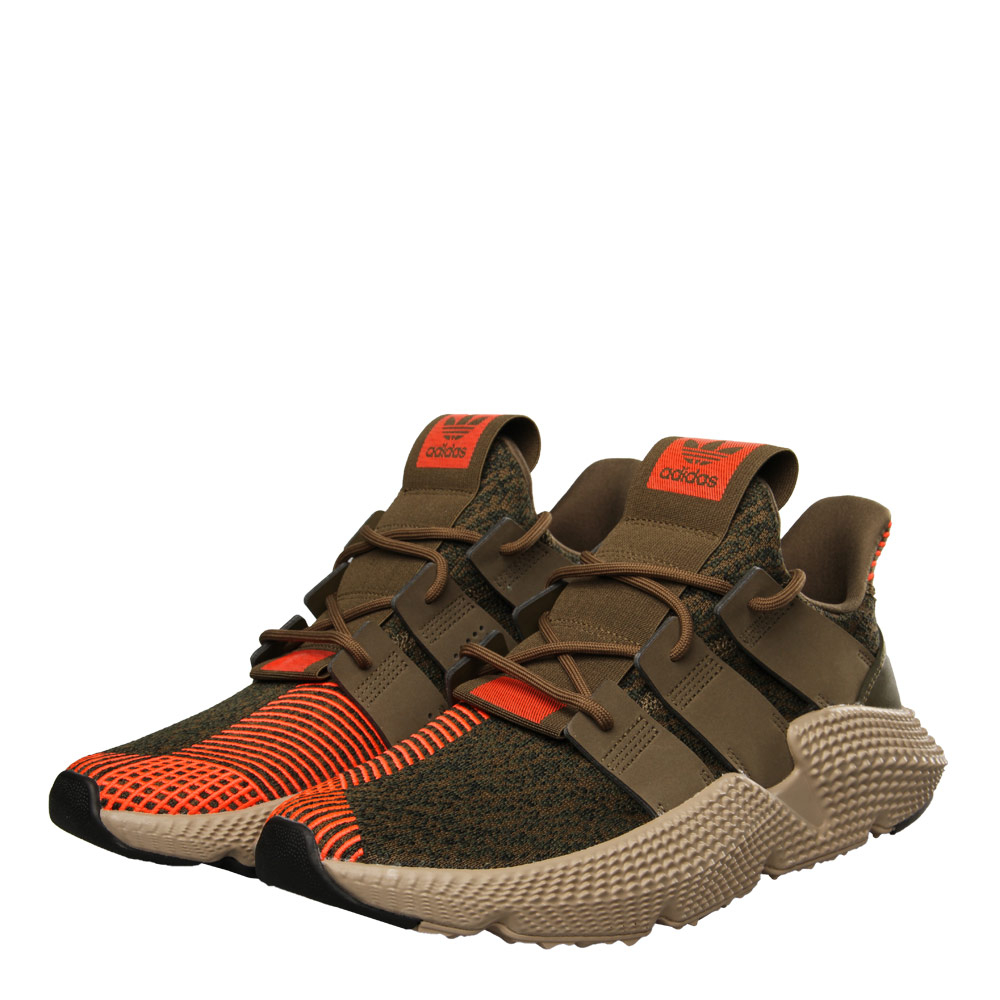 Prophere - Trace Olive / Solar Red