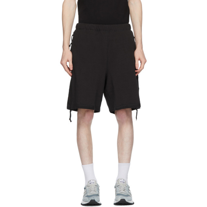 Photo: N.Hoolywood Black Patch Shorts