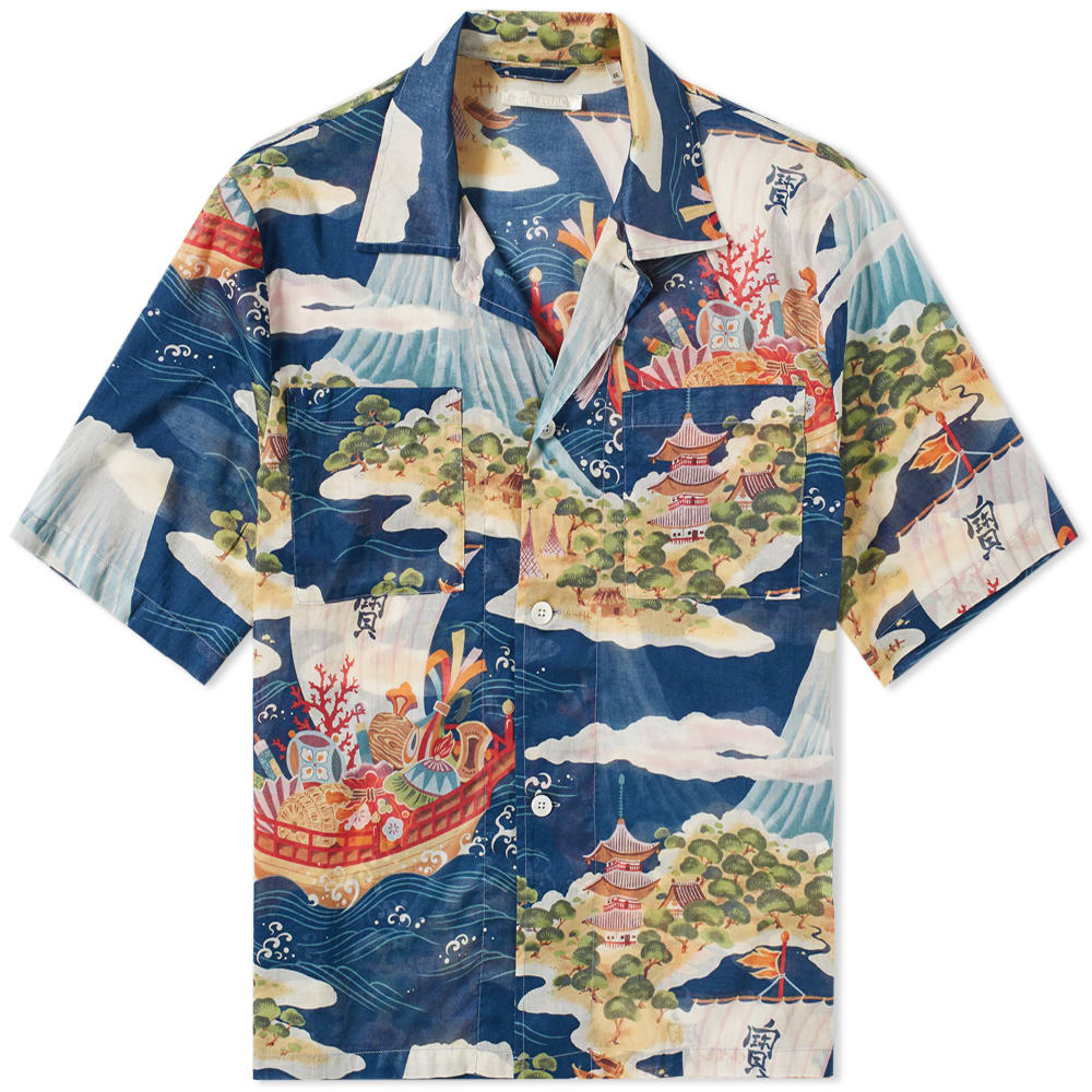 Photo: Our Legacy Classic Vacation Shirt