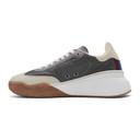Stella McCartney Grey Loop Sneakers