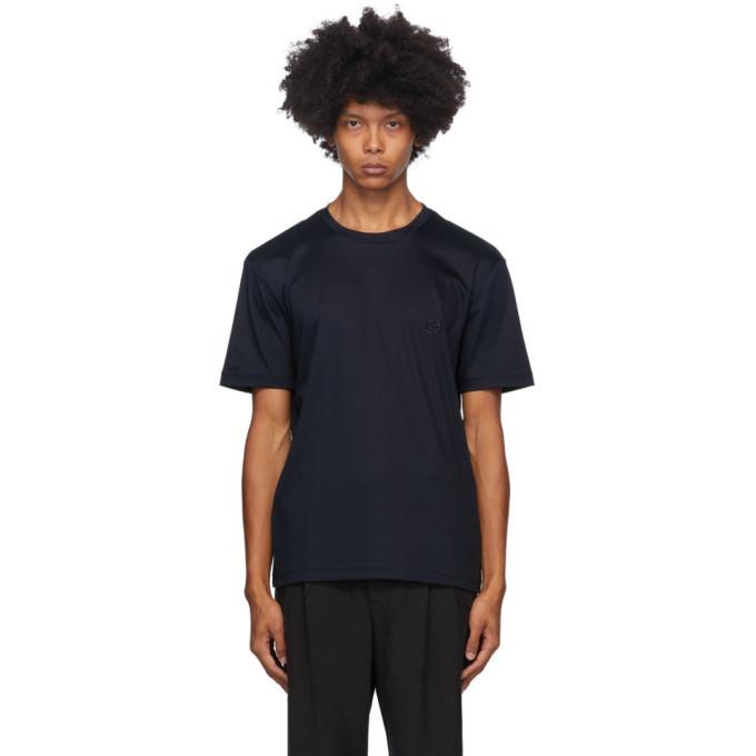 Giorgio Armani Black Logo T-Shirt