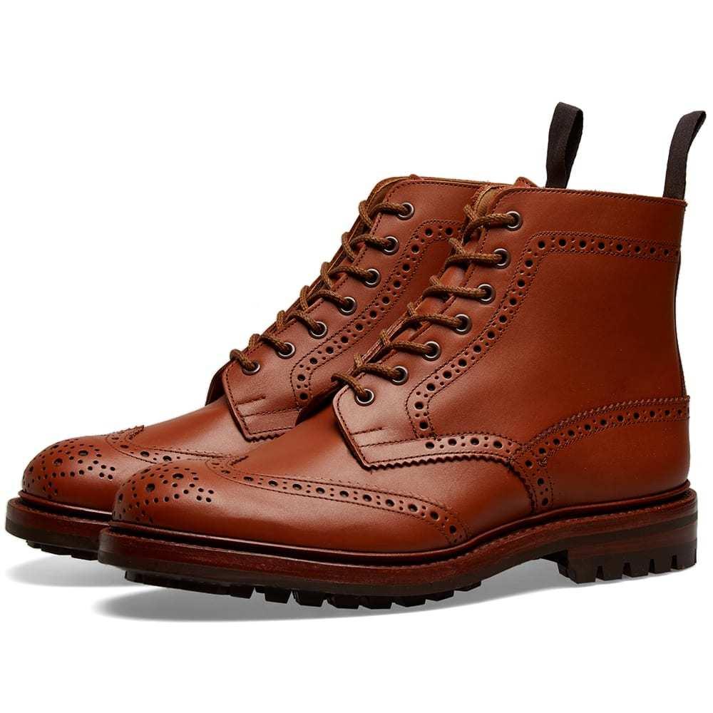Photo: Tricker's Malton Commando Brogue Boot