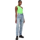 Ksubi Blue Playback Jeans