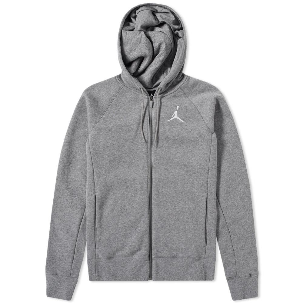 Photo: Nike Jordan Flight Fleece Zip Hoody