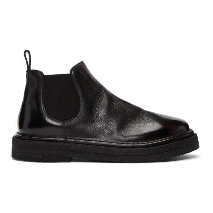 Photo: Marsell Black Parapa Beatles Boots
