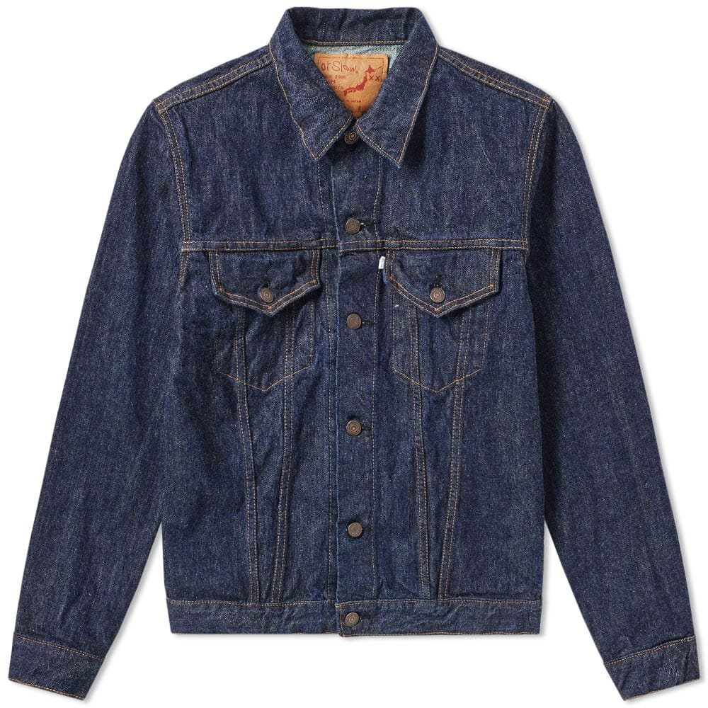 Photo: orSlow 60's Denim Jacket