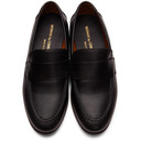 Common Projects Black Calfskin Loafers