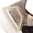 Adidas Sport - UltraBOOST 19 Rubber-Trimmed Primeknit Running Sneakers - Neutrals