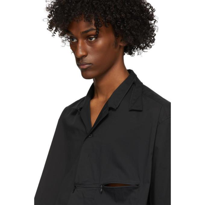 Y-3 Black Classic Short Sleeve Shirt