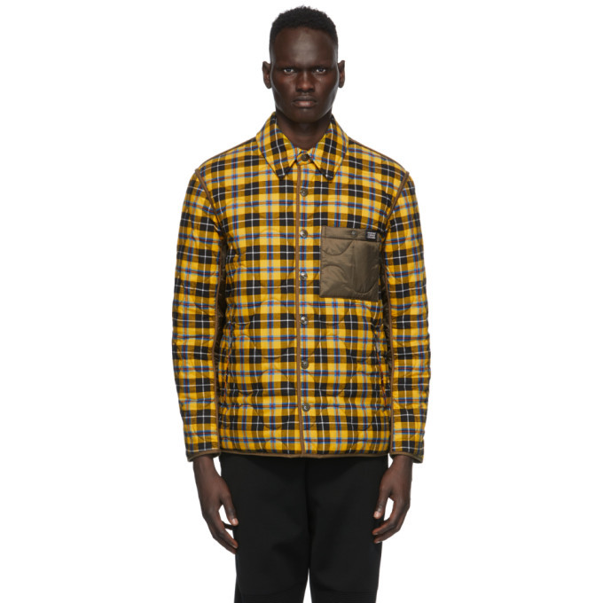 Photo: Burberry Yellow Charfield Jacket