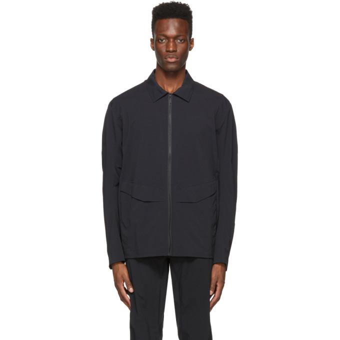 Photo: Veilance Black Spere LT Jacket