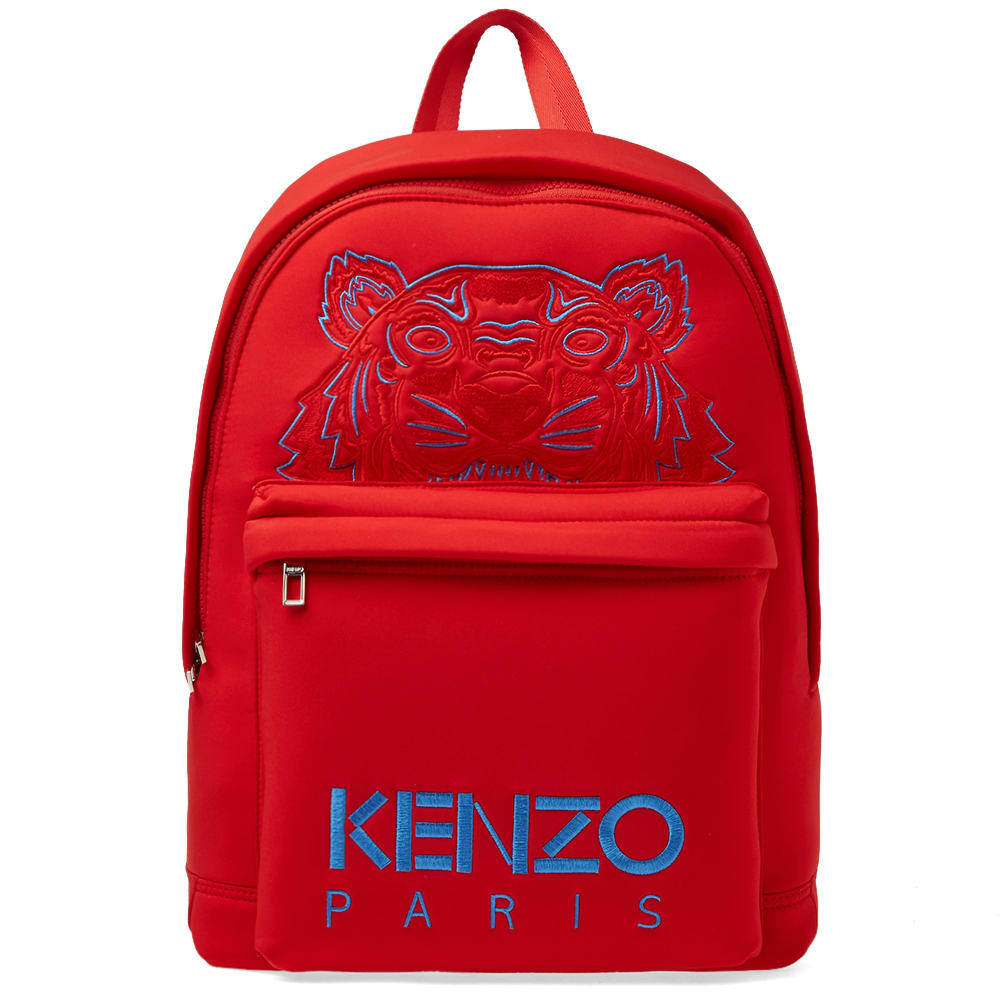 Photo: Kenzo Neoprene Tiger Backpack