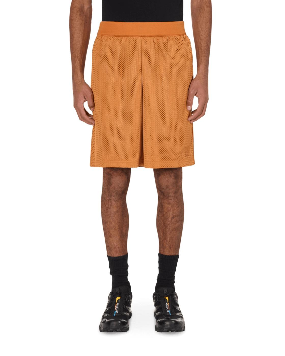 Adidas Originals Jonah Hill Mesh Shorts Tech Copper