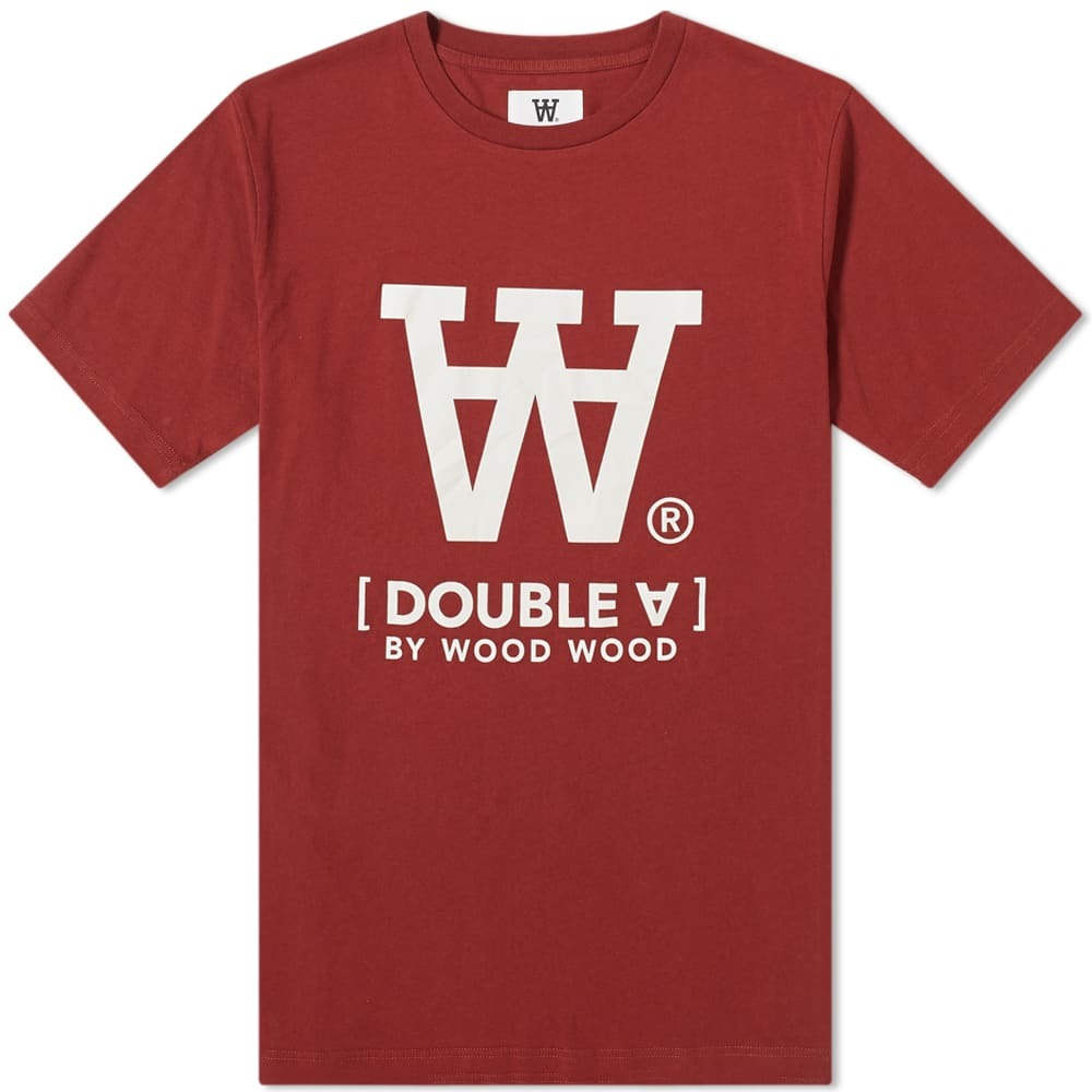 Photo: Wood Wood Ace Tee