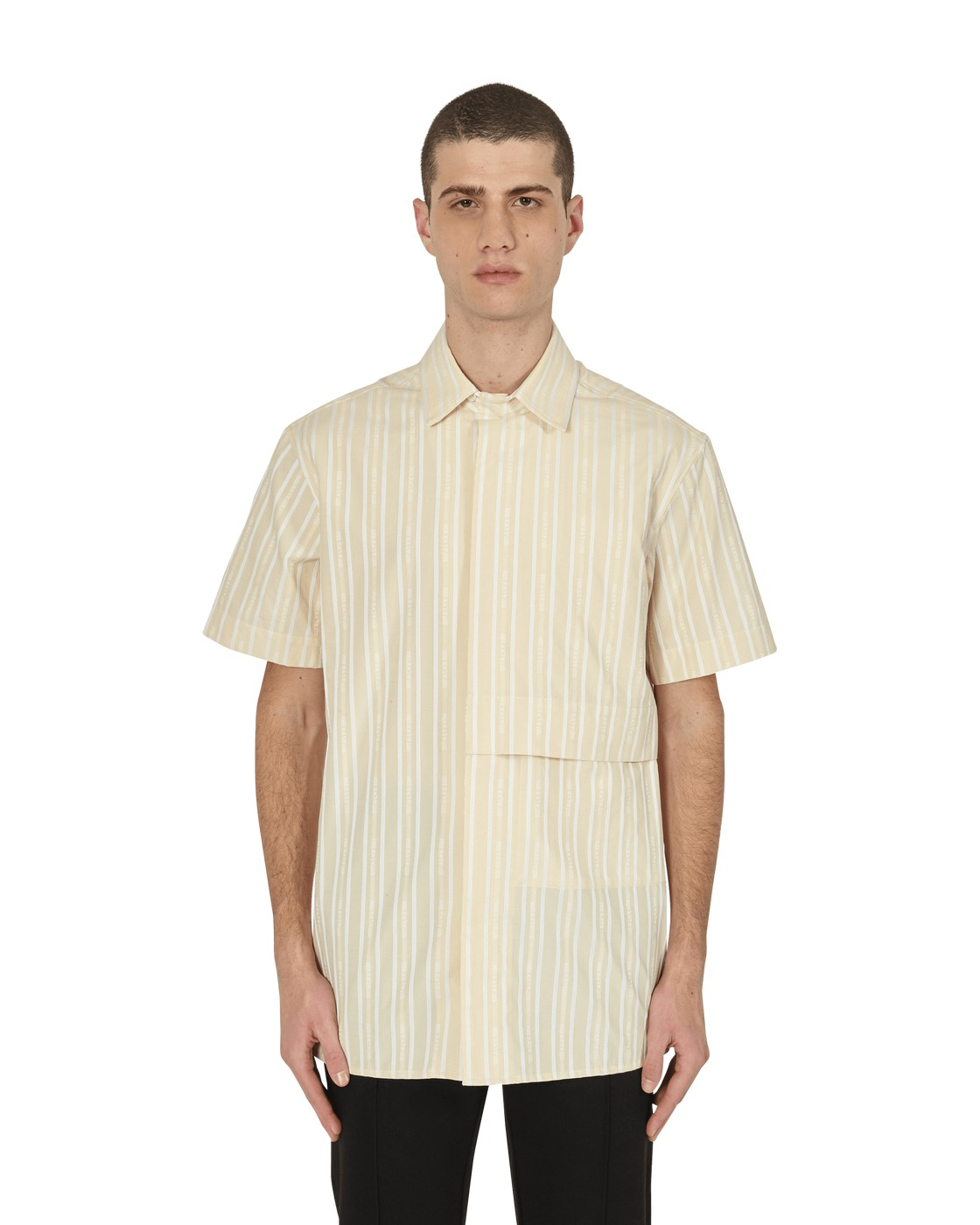 Photo: 1017 Alyx 9sm Button Up Egde Shirt Tan