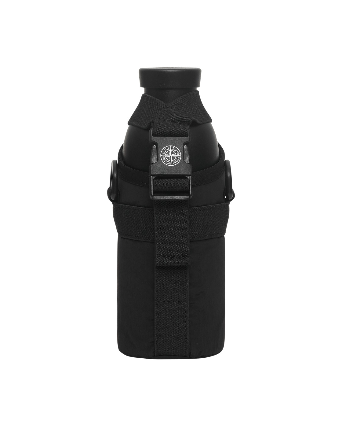 Photo: Stone Island Stainless Steel Bottle With Bag