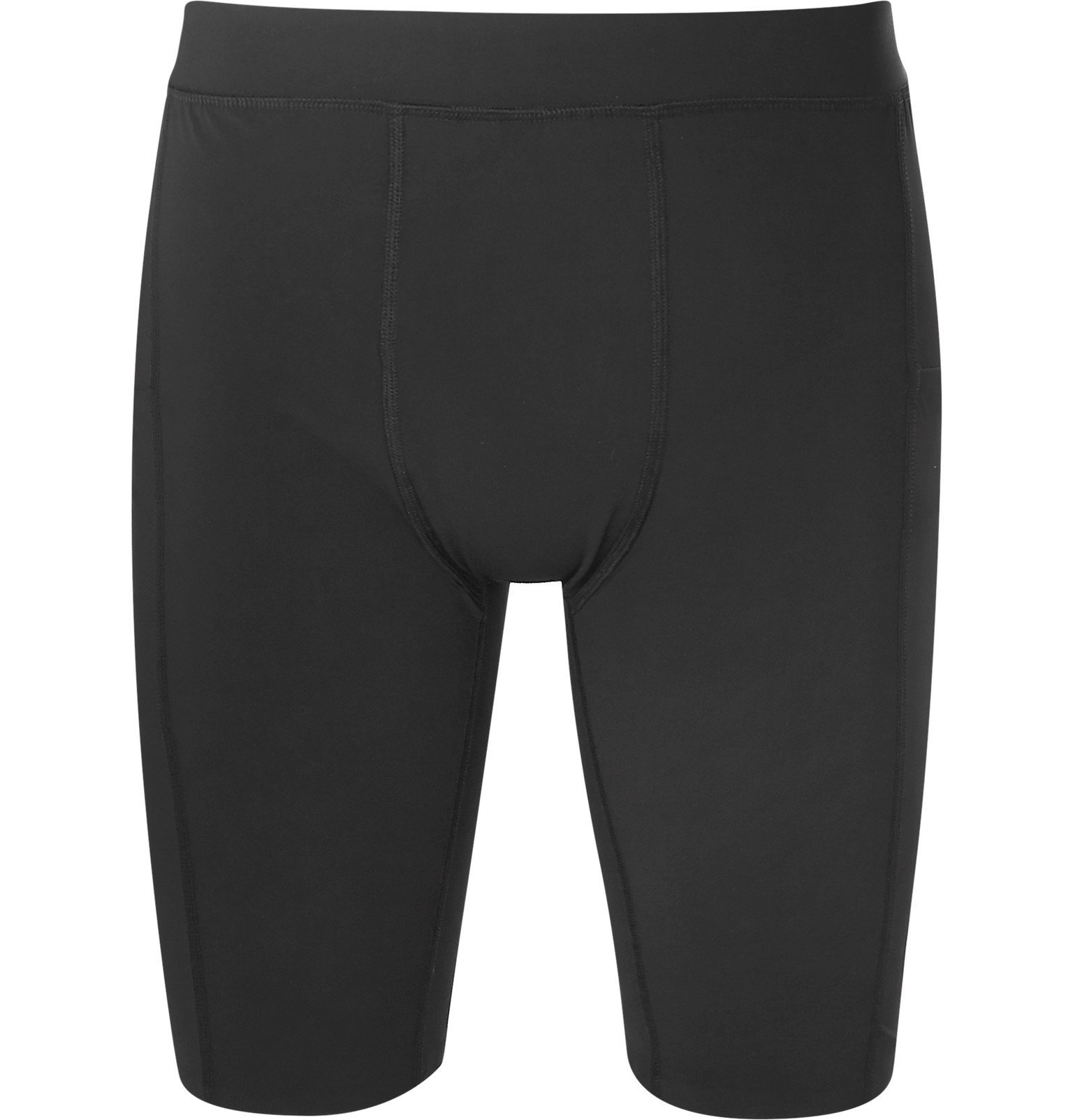Photo: Iffley Road - Chester Compression Shorts - Black