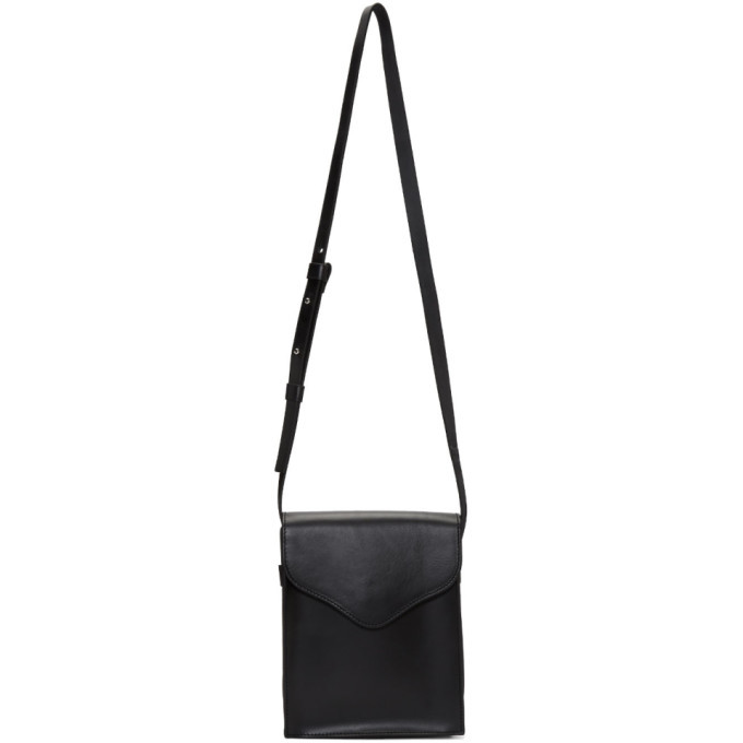 Photo: Lemaire Black Small Satchel Bag