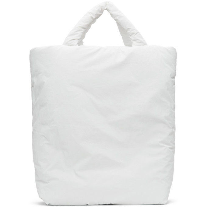 Photo: Kassl Editions White XL Pop Oil Tote