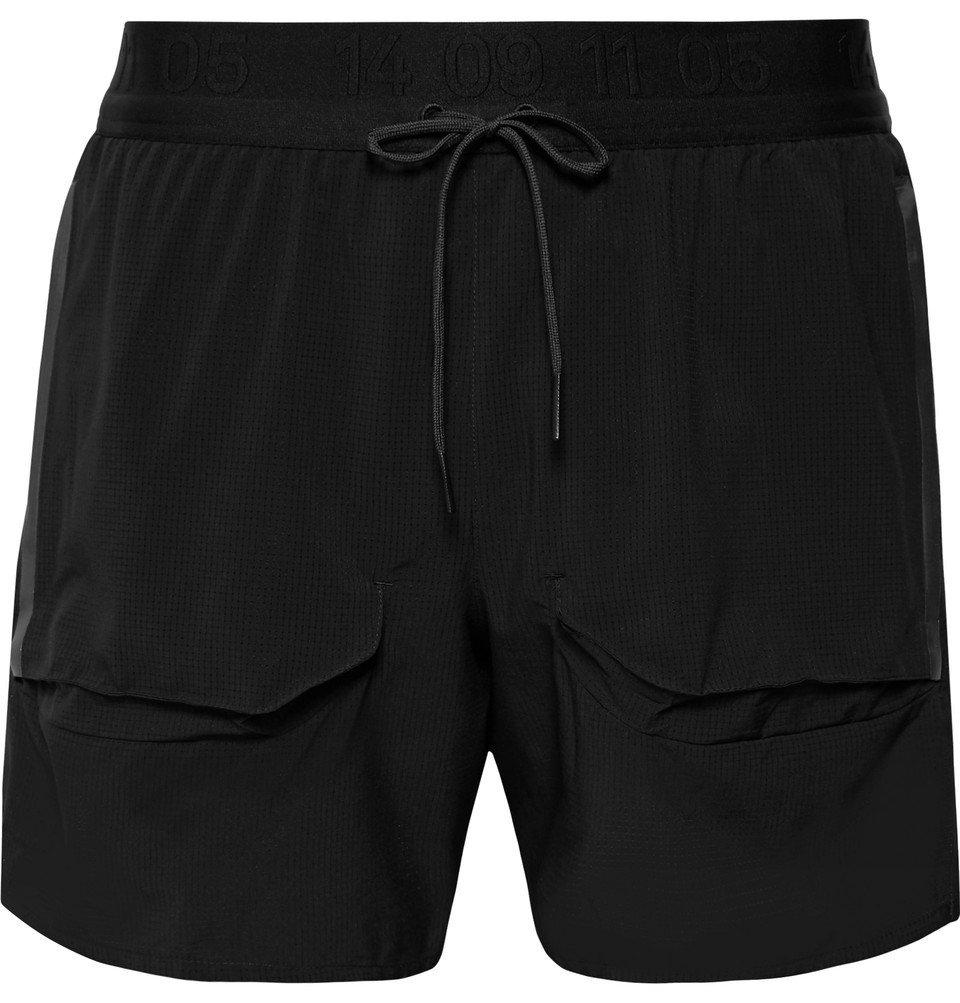 Nike Running - Tech Pack Ripstop Shorts - Black