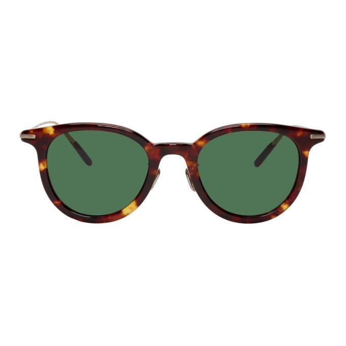 Photo: Eyevan 7285 Brown 771 Sunglasses