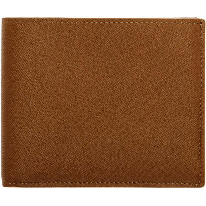 Common Projects Brown Tri-Standard Wallet