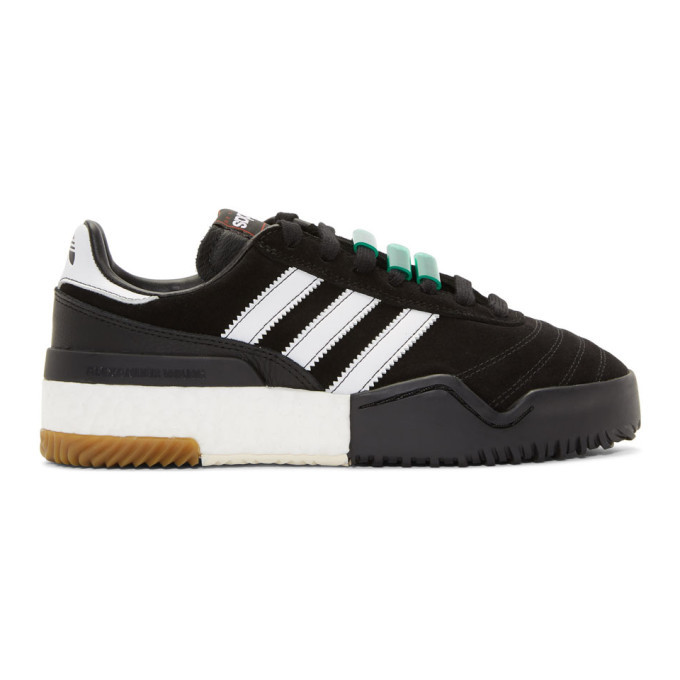 adidas Originals by Alexander Wang Black AW BBall Soccer Sneakers