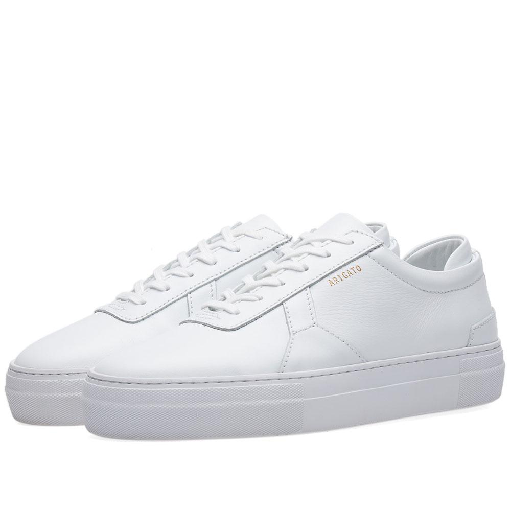 Photo: Axel Arigato Platform Sneaker White