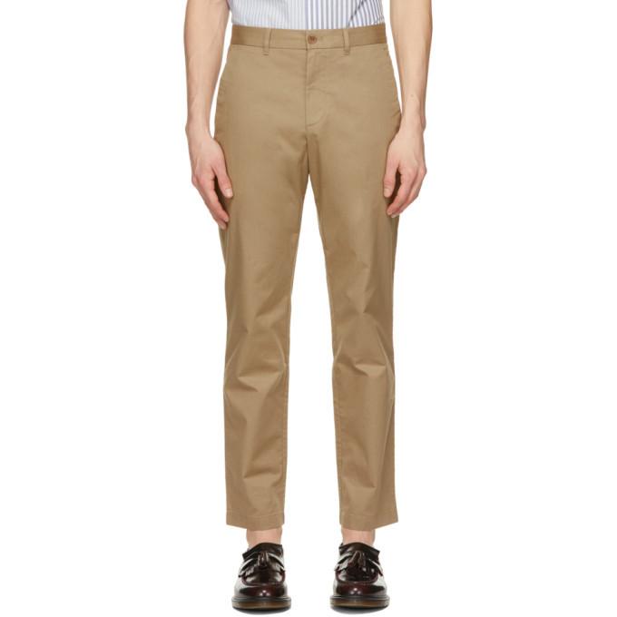 Photo: Wood Wood Khaki Marcus Trousers
