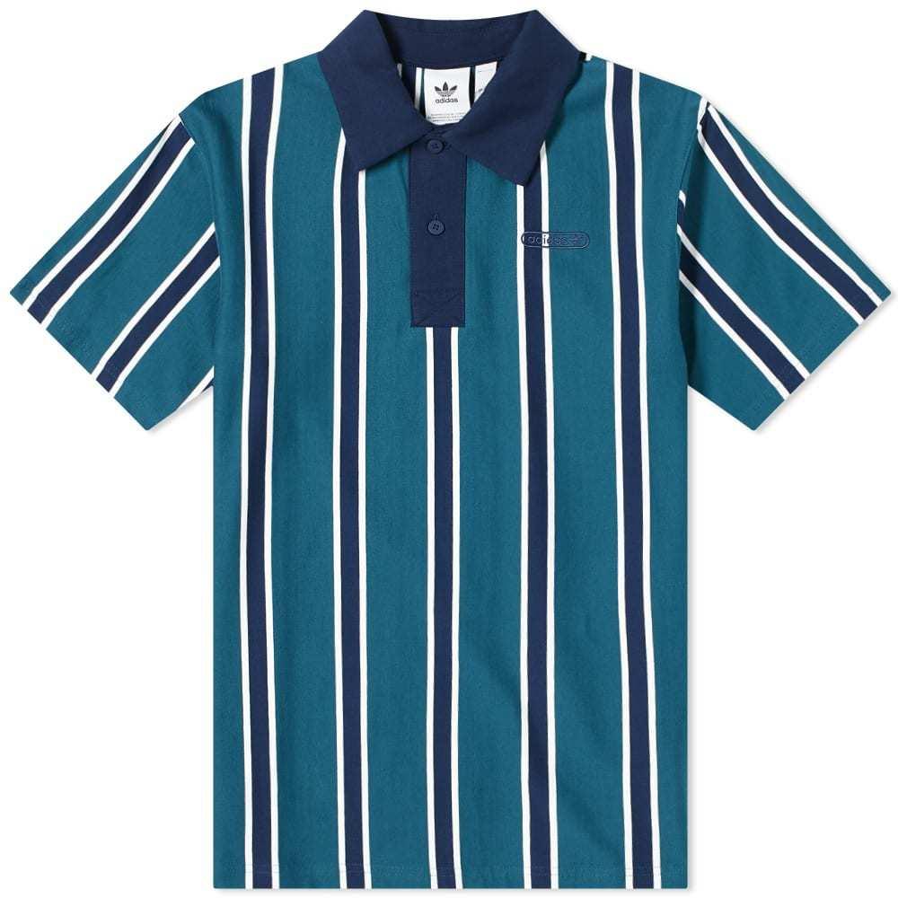 Photo: Adidas Stripe Polo
