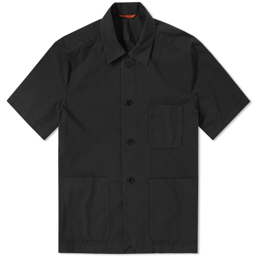 Photo: Barena Bota Short Sleeve Overshirt
